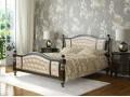 Кровать Жасмин Орех темный 1600х2000