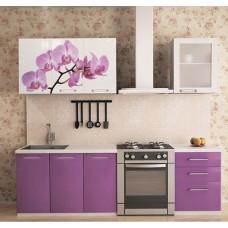 Кухня Орхидея (1,6м)