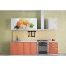 Кухня персик (1,8м)