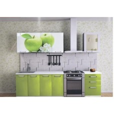 Кухня яблоко (1,8м)
