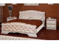 Кровать Карина-10 Дуб молочный 1400х2000